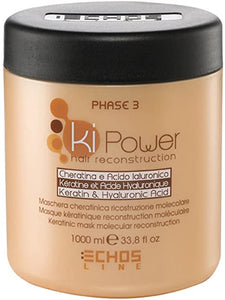 MASCHERA KI POWER 1000ML ECHOS LINE
