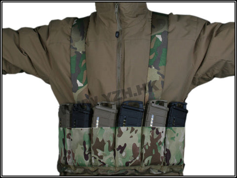 Speed SCAR-L Chest Rig (CP)