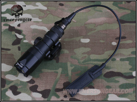Emerson SF Style M300 Mini LED WeaponLight (BK)