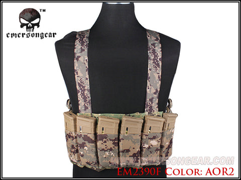 EMERSON SPEED SCAR-H Chest Rig-MC