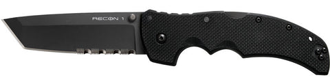 Cold Steel Recon 1 Tanto Point 50/50 Edge