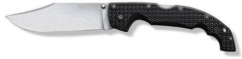 Cold Steel Voyager XLG. Clip Point Plain Edge