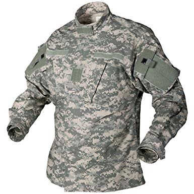 Emerson Gear Used ACU Combat Shirt - M