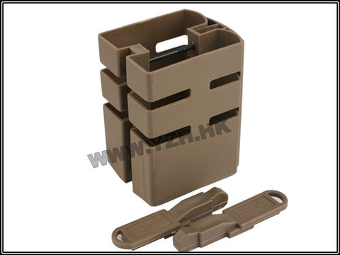 Safaliriland M4 Double Magazine Clip (TAN)