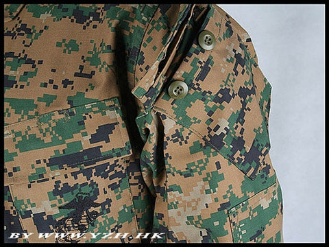 Emerson Gear Used Digital Marpat Combat Shirt - M