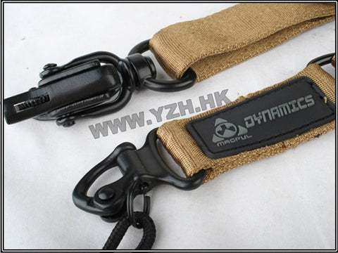Magpul MS2 multi purpose gun sling-TAN(Double & Single Point)