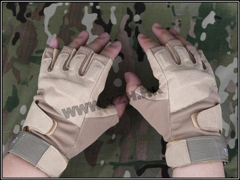 S.O.L.A.G. Special Ops 1/2 Finger Light Assault