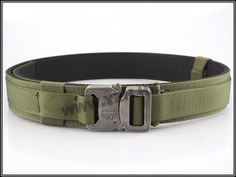 TMC Hard 1.6 Inch Shooter Belt-OD/L