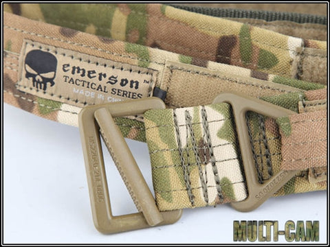 EMERSON CQB rappel Tactical Belt MC (M)
