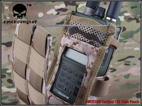 EMERSON Tactical 152 Vidio Pouch