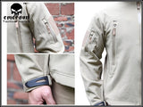 EMERSON Stealth Reloaded softshell 2011 New modle-TAN S