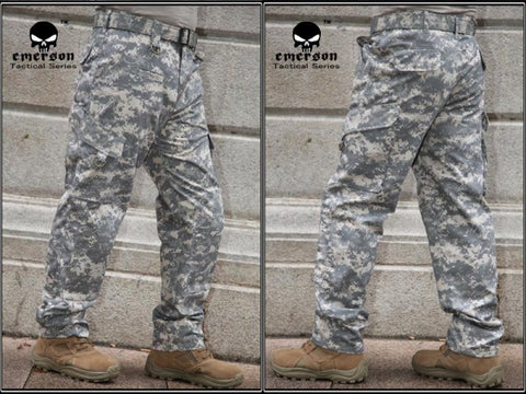 Emerson Gear Used ACU Combat Gen 3 Pants- M