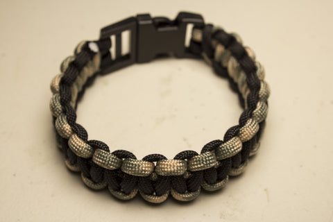550Pro Solomon 2 Colours Survival Bracelet