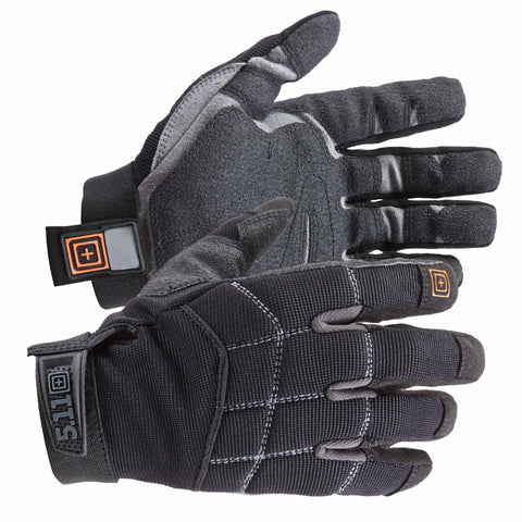 5.11 Station Grip Gloves - (Black)