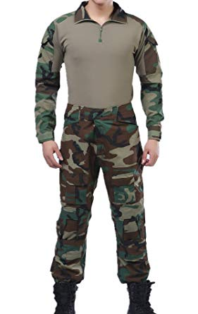 Shadow Strategic BDU - Woodland - Medium/Large