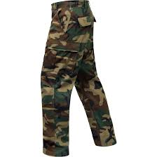 Shadow Strategic  GEN2 TAC PANT Woodland -Medium/Large