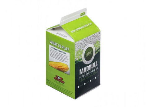 Madbull Airsoft .23 x 3000rnd Biodegradable PLA BB