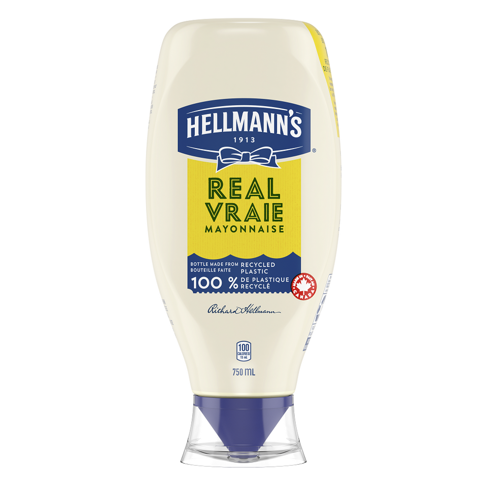 Hellmann's® Real Mayonnaise 750 ml