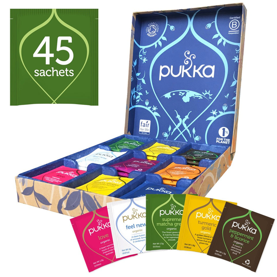 Pukka Tea Hero Gift Box