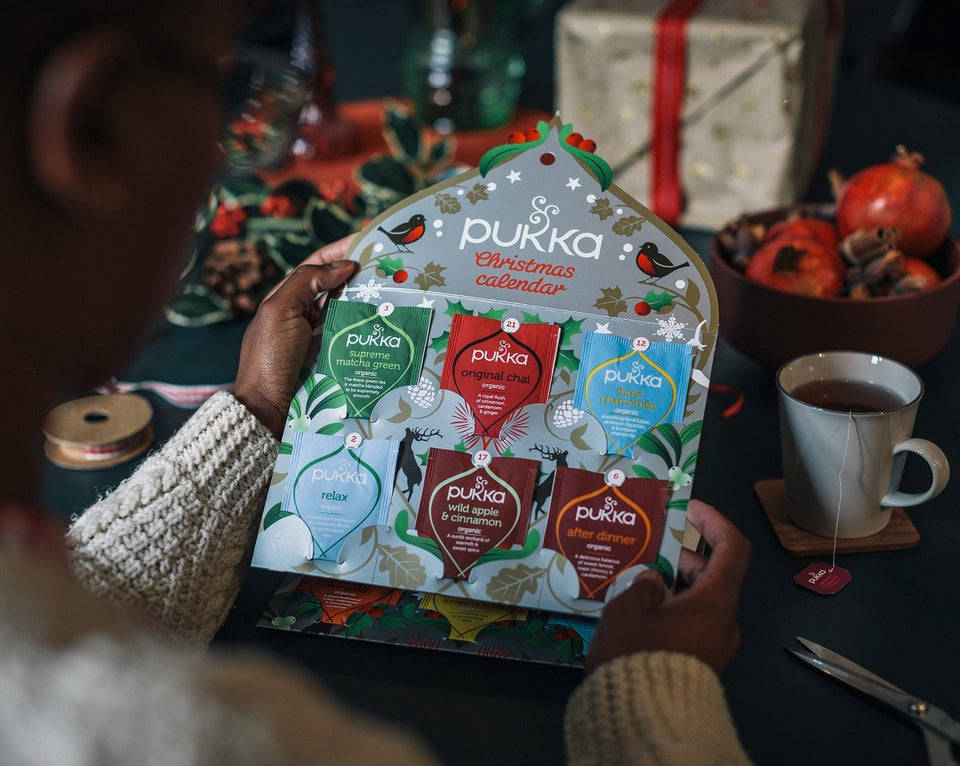 Pukka Tea Advent Calendar