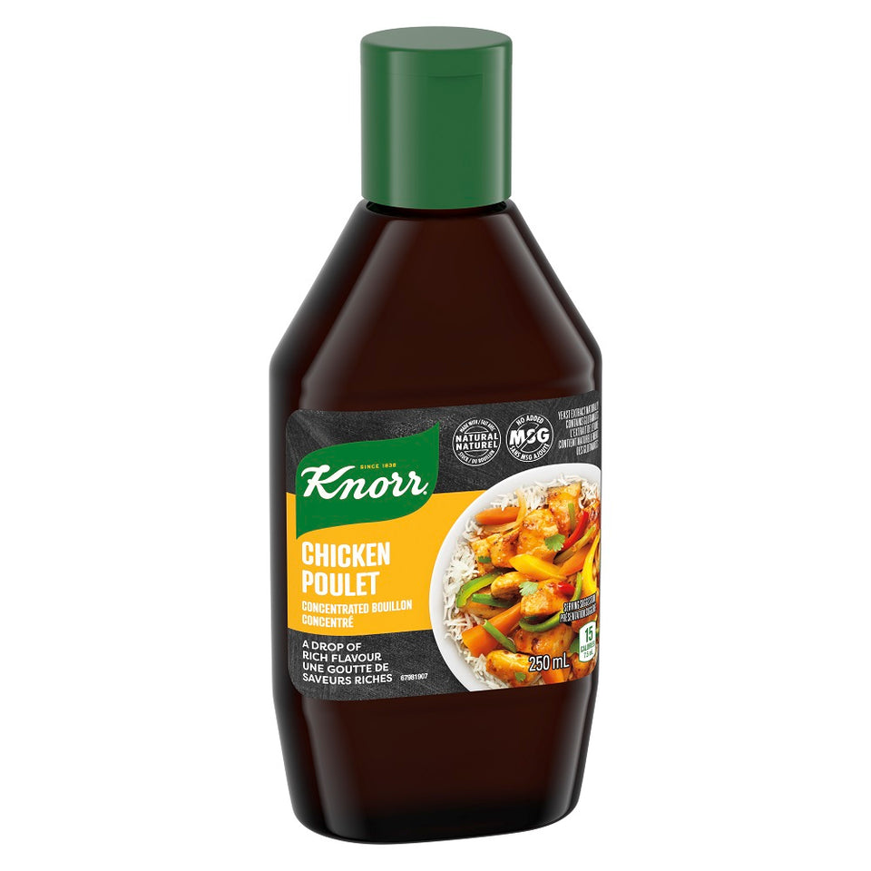 Knorr® Concentrated Chicken Bouillon 250 ml