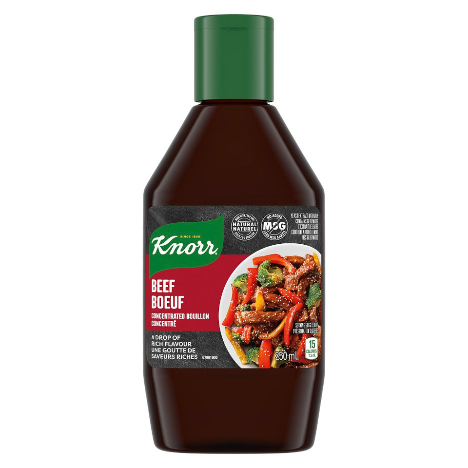 Knorr® Concentrated Beef Bouillon 250 ml