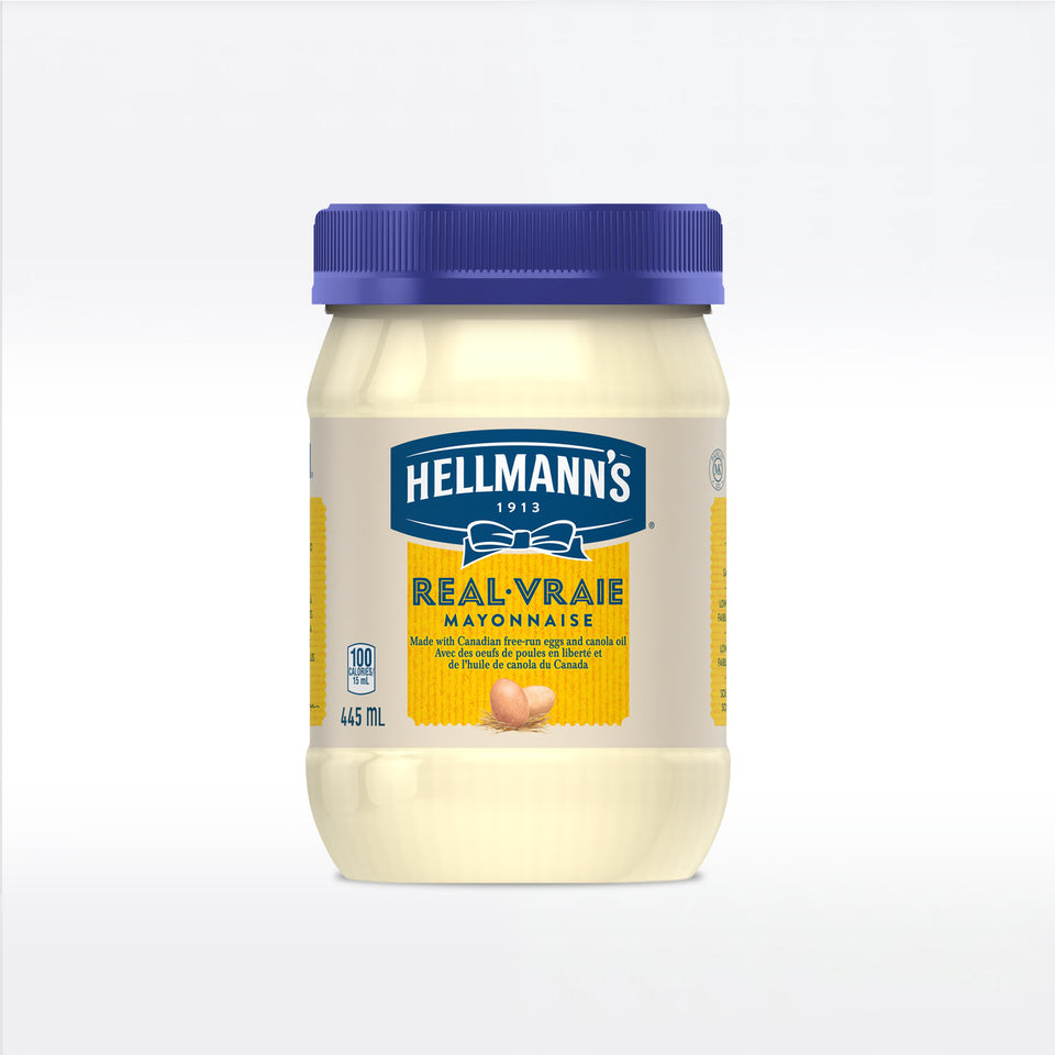 Hellmanns Mayonnaise 445mL