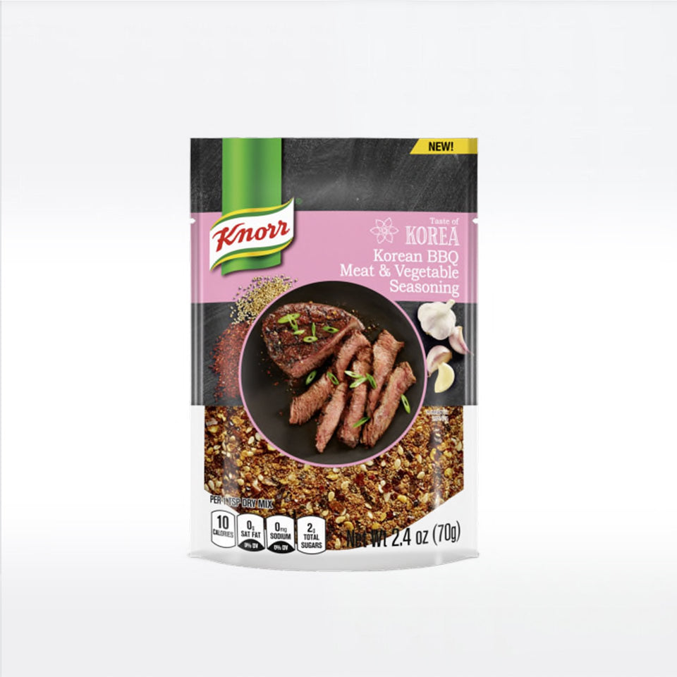 Korean BBQ Meat and Vegetable Seasoning