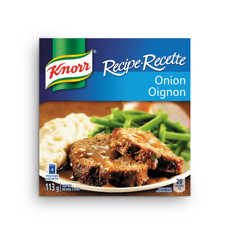 Knorr® Recipe Onion Soup Mix 113g