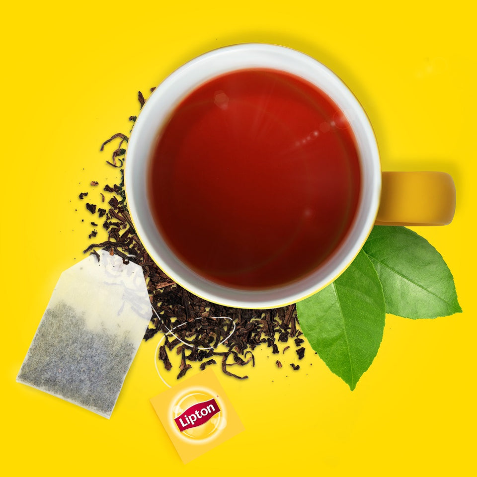 Lipton®  Yellow Label®  Black Tea 100 tea bags