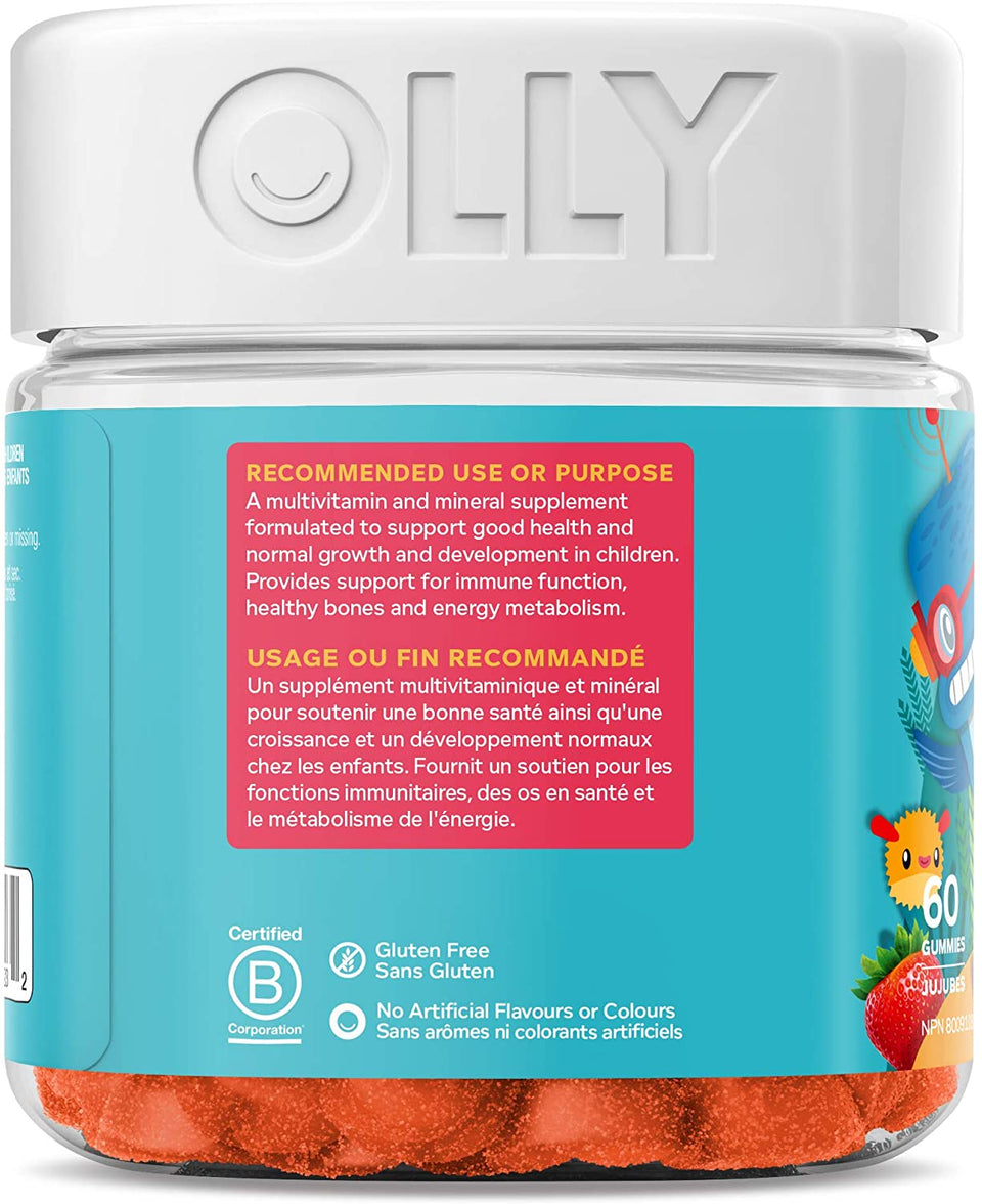 olly kids gummies