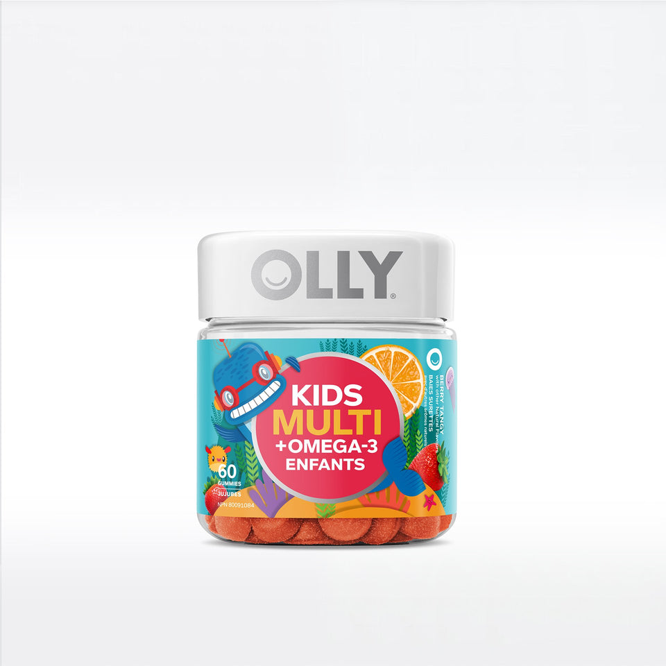 Olly kids multivitamins
