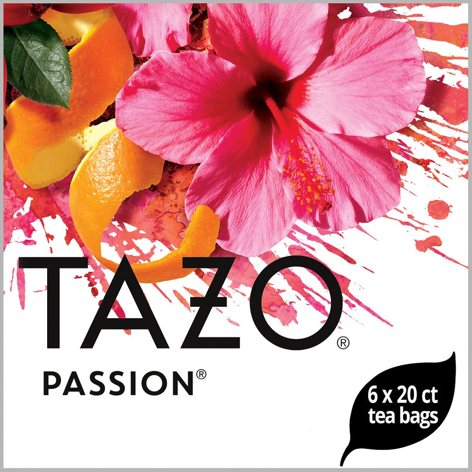 TAZO® Passion™ Herbal Tea 20 tea bags