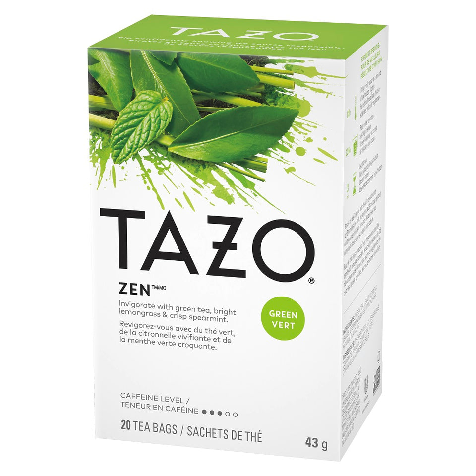 TAZO® Zen™ Green Tea 20 tea bags