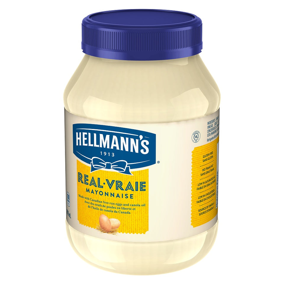 Hellmann's® Real Mayonnaise 890 ml