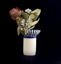 Load image into Gallery viewer, 'Assemblage #4' porcelain vase by Lucile Sciallano