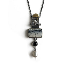 Load image into Gallery viewer, 'The Magpie' pendant by Rita Winkler