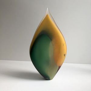 Glass 'Leaf' by Holly Grace