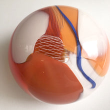 Load image into Gallery viewer, Glass paperweight by Nicole Ayliffe