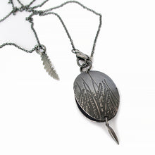 Load image into Gallery viewer, 'Banksia and bird' pendant by Robin Wells