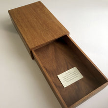 Load image into Gallery viewer, Greybox timber box by Shane Walsh