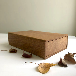 Greybox timber box by Shane Walsh