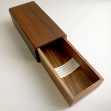 Load image into Gallery viewer, Blackwood box by Shane Walsh