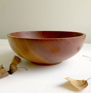 Eucalyptus bowl by Helen Walsh