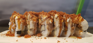 Teriyaki Chicken Dragon Roll