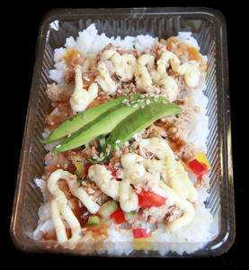 Teriyaki Chicken on Rice GF