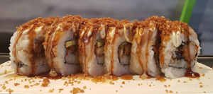 Crispy Chicken Dragon Roll