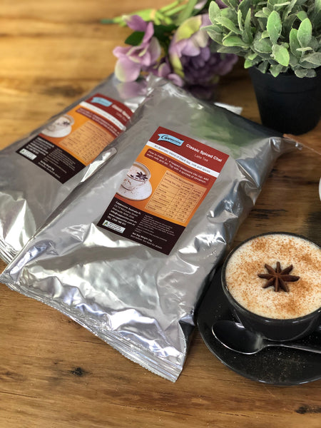 Classic Spiced Chai Latte Tea Original : 2 x 1kg bags *** Special Offer***