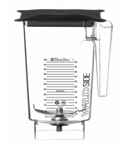 Blendtec WildSide 2.8 Lt Extra Jar complete with Soft lid