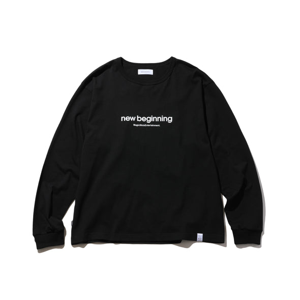 X Anniv NEW BEGINNING LS TEE